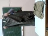 Юные Дарт Вейдеры или как мальчики хим. костюм одевалиXD