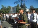 Рядовой Новиков для принятия военной присяги прибыл!!!)))